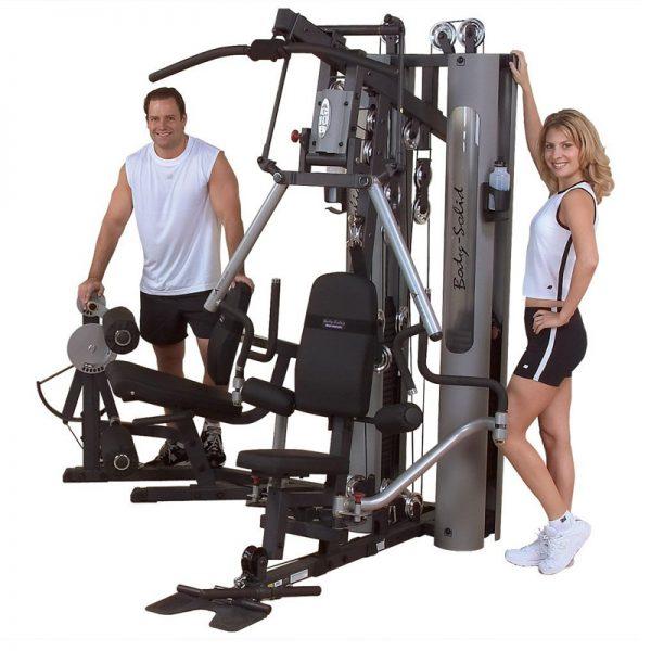 Body Solid G10B Bi-Angular Home Gym
