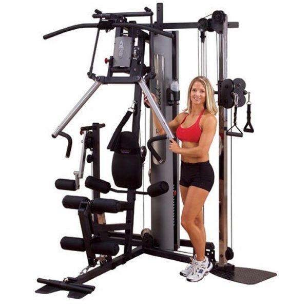 Body Solid G2B Bi-Angular Home Gym