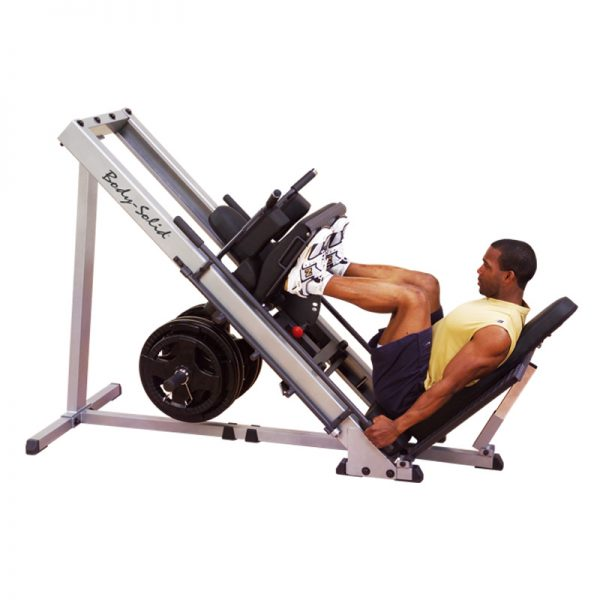Body Solid GLPH-1100 Leg Press / Hack Squat Machine
