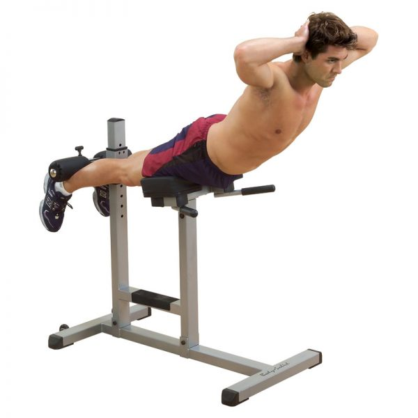 Body Solid GRCH-22 Roman Chair/Back Hyperextension