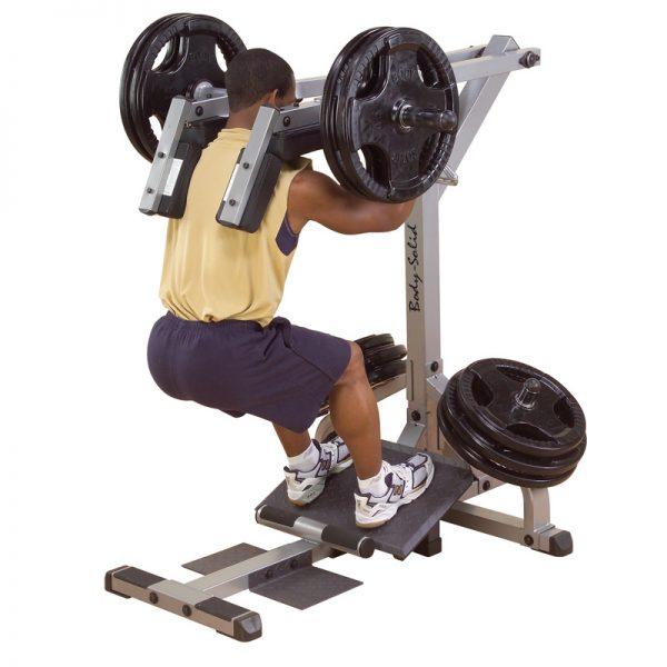 Body Solid GSCL360 Leverage Squat Machine
