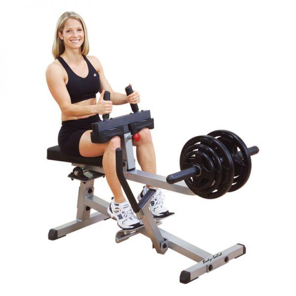 Body Solid GSCR-349 Seated Calf Raise