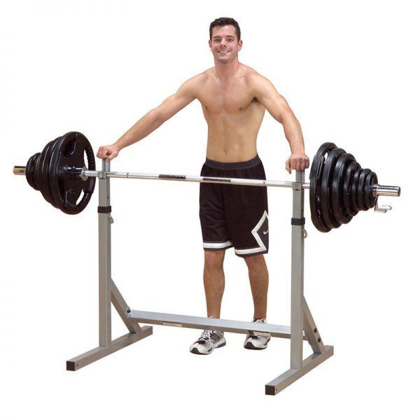 Body Solid PSS60X Powerline Squat Rack