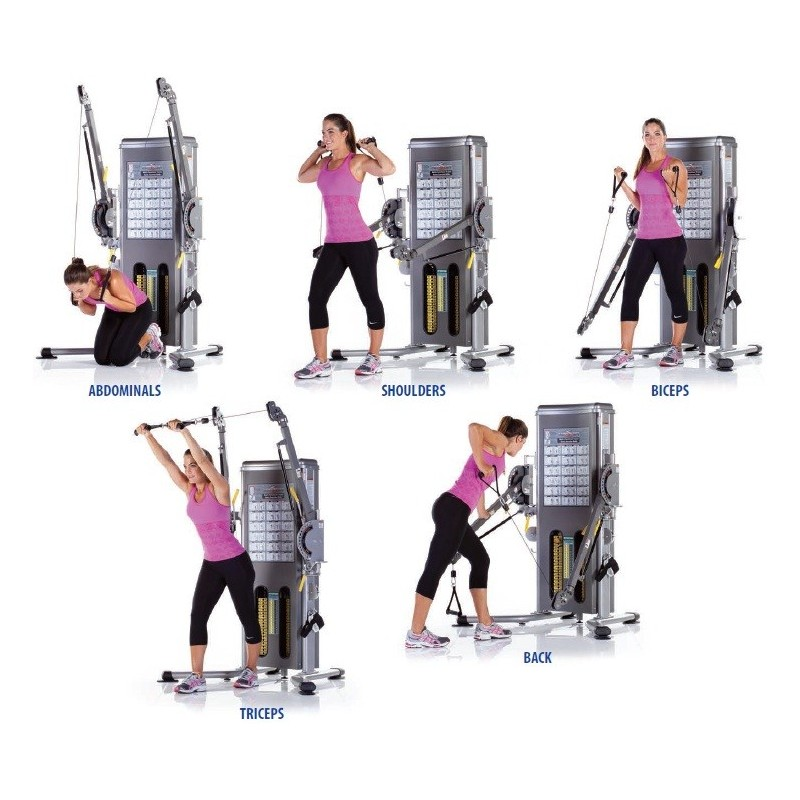 Tuff Stuff Mft 2700 Multi Function Trainer Fitness