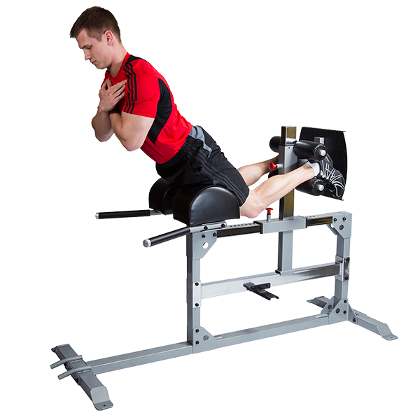Bodysolid Sgh 500 Glute Hamstring Hyperextension Bench