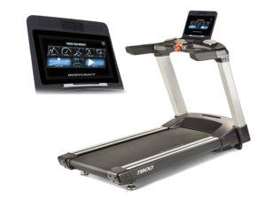 Touchscreen Treadmill